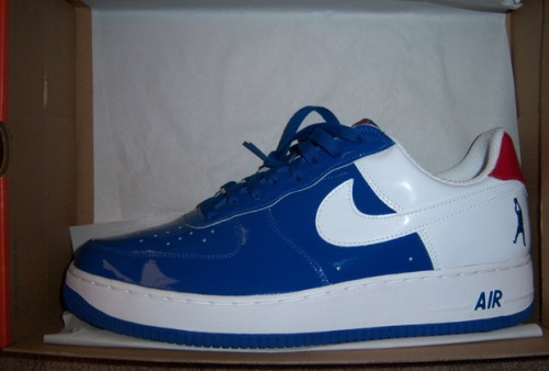 Rasheed Wallace Air Force 1 Low uploaded by Miltownsbest1
