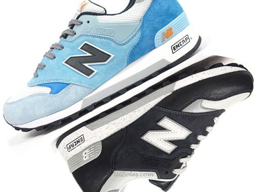"""Highs and Lows x New Balance """"Night & Day"""" Pack"""