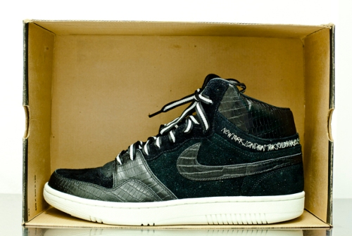 Stussy x Nike Court Force uploaded by Club Degli Amici Di Unotre