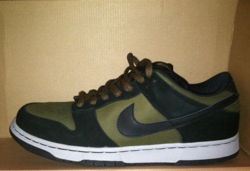 "Nike SB Dunk Low Pro ""Lodens"" uploaded by Fafu"