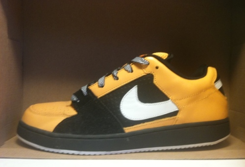 "Nike SB Zoom Team Edition ""New York Cab"" uploaded by Jeff Ortega"