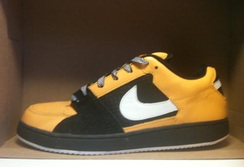 "Nike SB Zoom Team Edition ""New York Cab"" uploaded by Jeff Ortega"