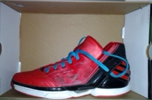 adidas adiZero Rose 2.0 L-Train uploaded by rellyrell34
