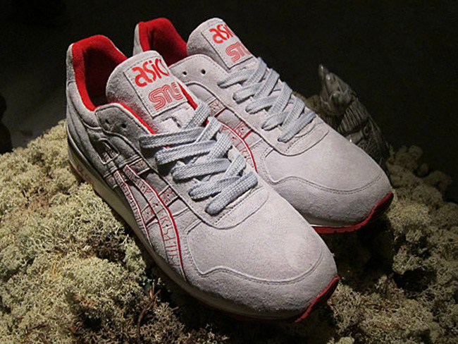 Sneaker Spotlight: SNS x Asics GT-II