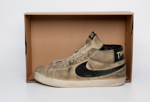 Thrasher x Nike SB Blazer uploaded by Wenzell Derzell