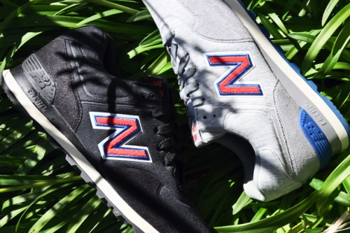 Undefeated x New Balance 574 'Sonice Fleece' Pack