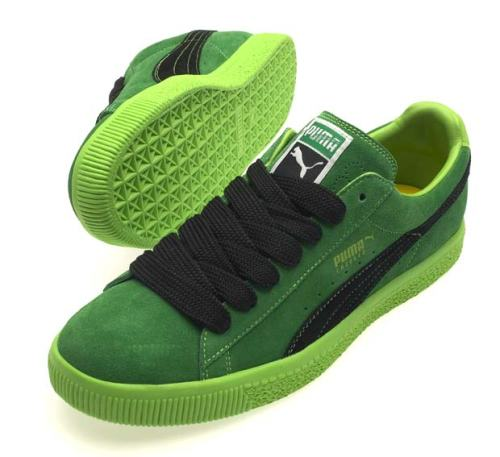 "Crooked Tongues x Puma Clyde ""Crooked"""