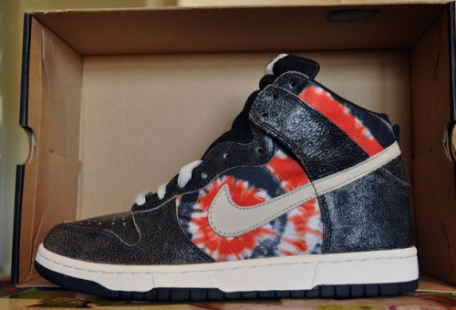 HUF x Nike SB Dunk High Pro uploaded by pkballr