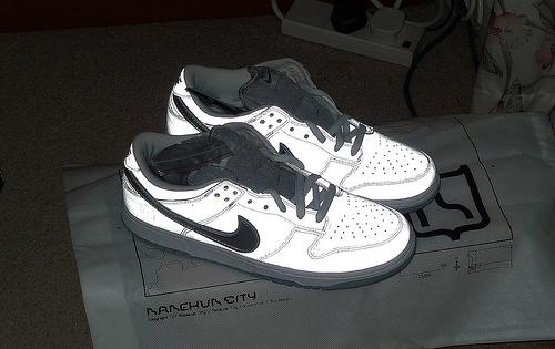 "Medicom x Nike SB Dunk Low ""Medicom 3"""