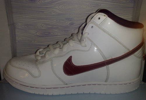 "Nike SB Dunk ""Goodfellas"" Dunk High uploaded by Beciv"