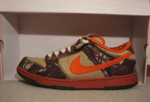 "Nike SB Dunk Low Pro ""Hunter"" uploaded by we did it in Reid_D"