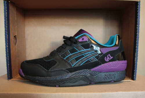 Ronnie Fieg for David Z x Asics GT Quick uploaded by  all_weather