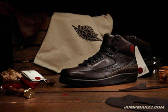 c7847b45d7d6 Sneaker Spotlight  Air Jordan 2 Premio Bin 23 Collection