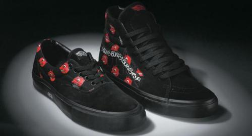 "W)Taps x Vans Syndicate ""Devil"" Pack"