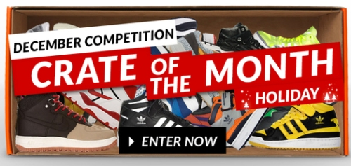 Crate of the Month Holiday
