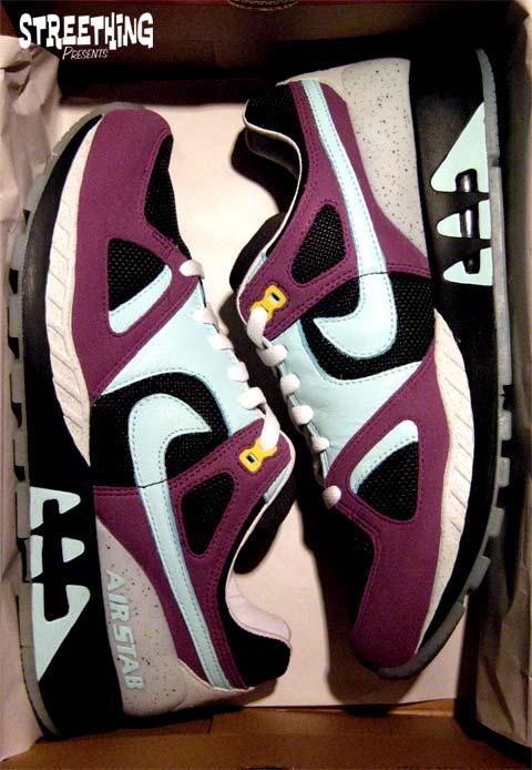Foot Patrol x Nike Air Stab by Streething