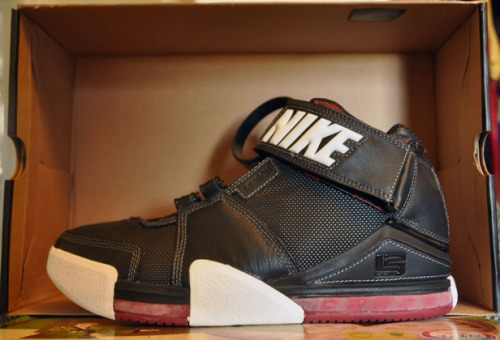 Nike LeBron 2 uploaded by pkballr