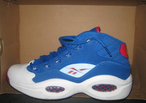 "Reebok x Packer Shoes Question Mid ""Practice"" uploaded by fatboi1017"