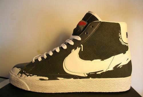 """Nike Blazer Mid """"Jackie Robinson"""" uploaded by Megatron132"""