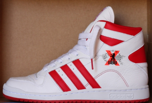 adidas Originals x Bread & Butter Berlin Decade Hi uploaded by Asphalttorpedo
