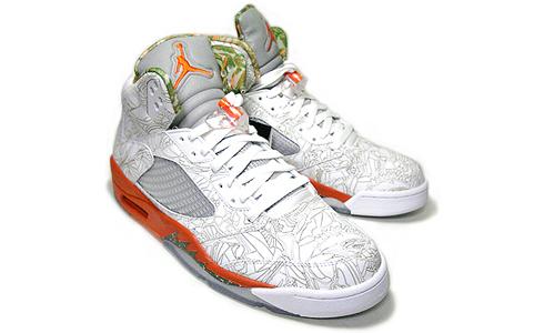 """Sneaker Spotlight: Air Jordan 5 """"Laser"""