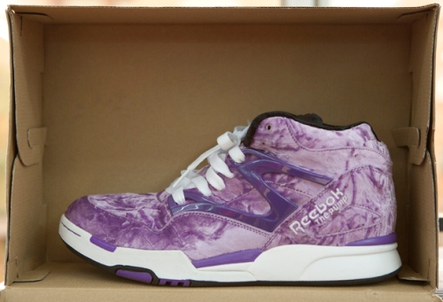 "atmos x Reebok Pump Omni Lite ""Velour"" Pack uploaded by HIS AIRNESS"