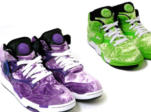 "atmos x Reebok Pump ""Velour"" Pack"