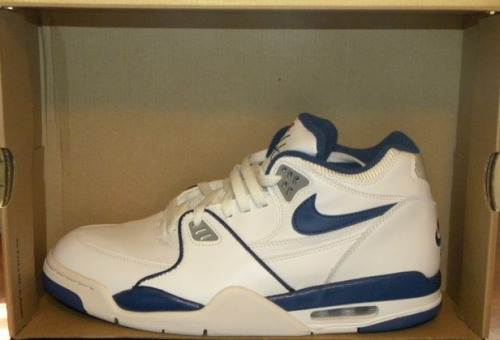 "Nike Air Flight 89 ""True Blue"" uploaded by That Ace Carter"
