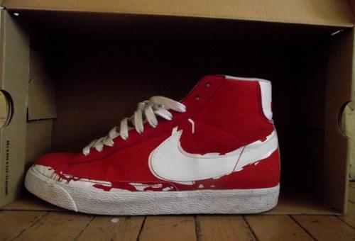 """Nike Blazer Mid """"Jackie Robinson"""" uploaded by flyguyeli"""