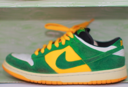 "Nike SB Dunk Low Pro ""Buck"" uploaded by DruNYC"
