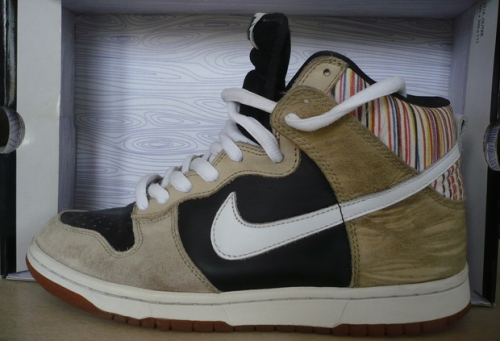 Paul Urich x Nike SB Dunk High Pro uploaded by Bober