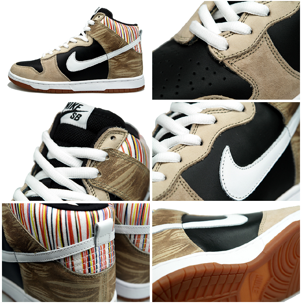 info for 43000 f4216 Paul Urich x Nike SB Dunk High Pro