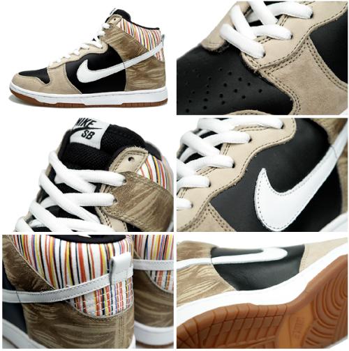 Paul Urich x Nike SB Dunk High Pro