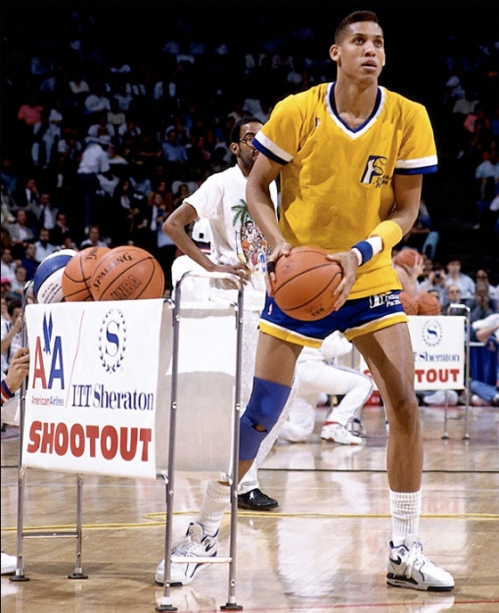 Reggie Miller 3-Point Contest
