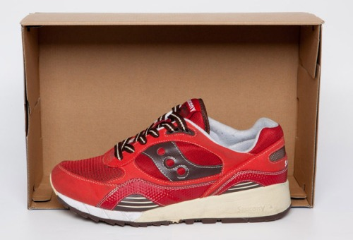 "Saucony Shadow 6000 ""Kit Kat Bar"""