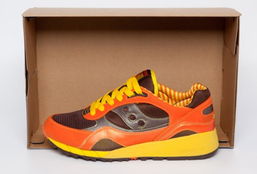 "Saucony Shadow 6000 ""Reese's"" uploaded by Wilee"