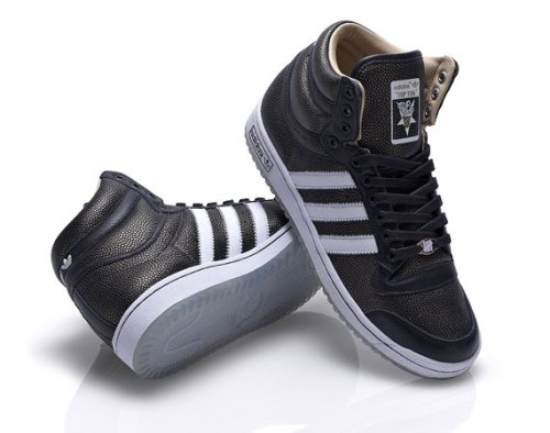 "UNDFTD x adidas Originals Top Ten Hi ""B-Sides Edition"""