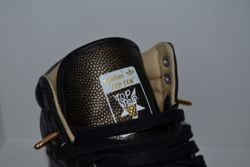 "UNDFTD x adidas Originals Top Ten Hi ""B-Sides"" Tongue uploaded by smokealot75"