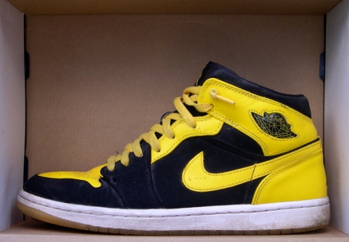 "Air Jordan 1 ""New Love"" uploaded by Filoyal"