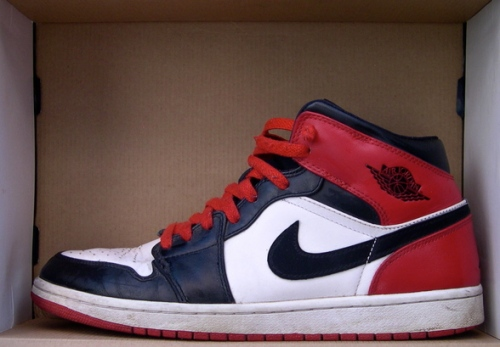 "Air Jordan 1 ""Old Love"" uploaded by Filoyal"