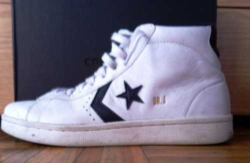 Converse First String Dr. J Pro Leather uploaded by Willylorbo