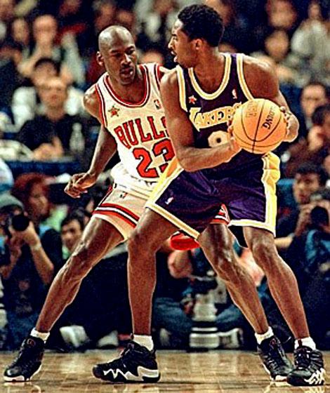Kobe Bryant 1998 All Star Game
