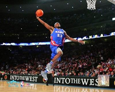 LeBron James 2005 All Star Game