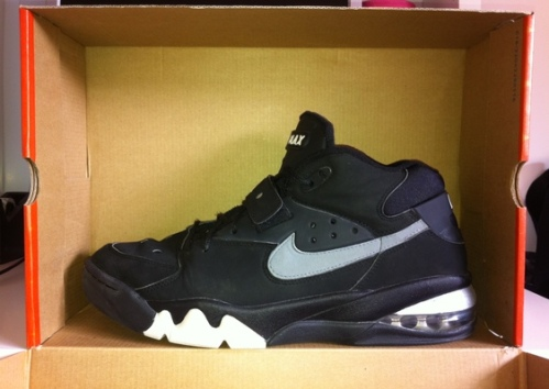 Nike Air Force Max uploaded by BARROS23