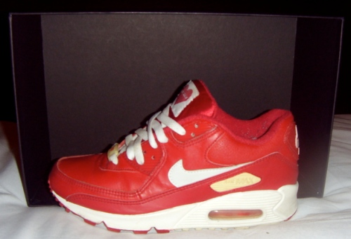 "Nike Air Max 90 ""Heart"" uploaded by THE_Smyth"