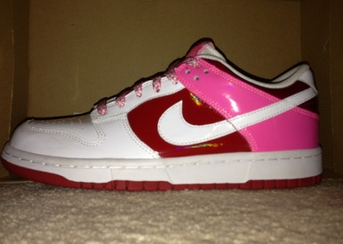"Nike Dunk Low ""Valentine's Day"" uploaded by George"