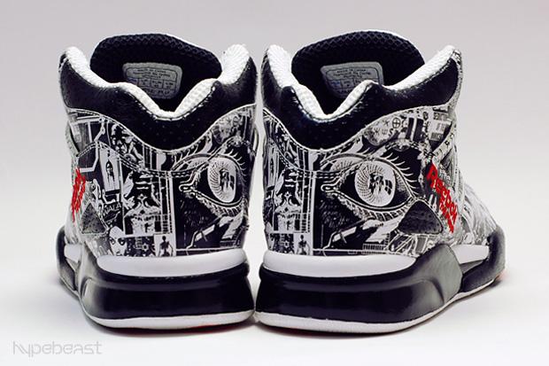 2013 reebok pump sneakers