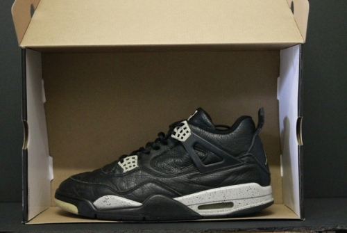 "Air Jordan IV Retro ""Oreo"" uploaded by Evanga"