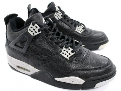"Air Jordan IV Retro ""Oreo"""