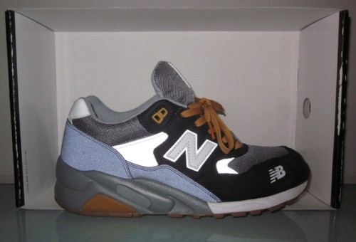 """Burn Rubber x New Balance MT580 """"Blue Collar"""" uploaded by Reat4149"""